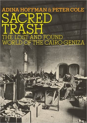 Amazonfr Sacred Trash The Lost And Found World Of The Cairo