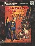 Gamemaster Law, Jacqui Hawkins and J. Curtis, 1558062173