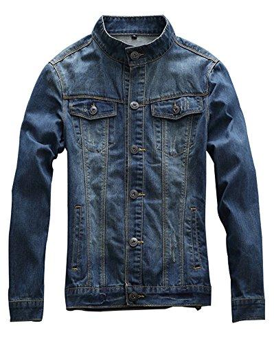 Mens Biker Style Jackets - 4
