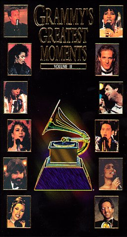 Price comparison product image Grammy's Greatest Moments,  Vol. 2 [VHS] [1994]