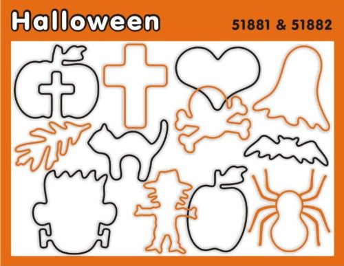 Halloween: Faith Bands Rubber Band Bracelets (Rubber Band Halloween)