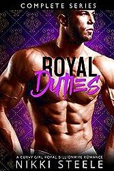 Royal Duties - Box Set: A Steamy Curvy Girl Royal Billionaire Romance Bundle