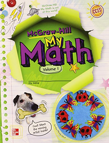 McGraw-Hill My Math: Grade 4, Vol. 1
