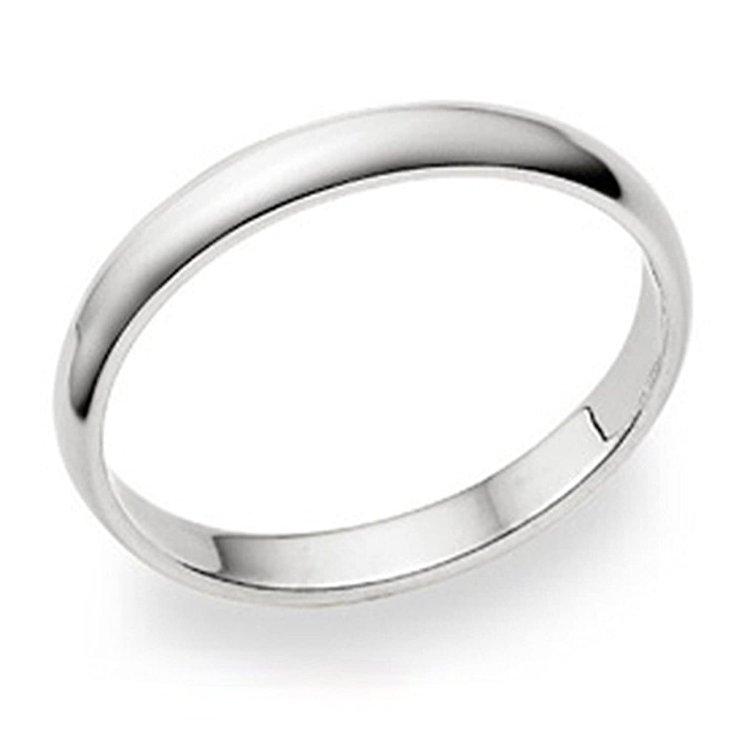 simple silver item polished in finish male accessories rings domed wedding fit comfort with bands tone from stainless steel jewelry