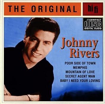 cd as melhores de johnny rivers