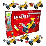 Construction Set Heavy Small Vehicle Transformers style Mechanical Kit Toys & Games Mechanical Construction Creative toys for KIDS Development In Mechanical And Technical Field, Aged + 6 years .
