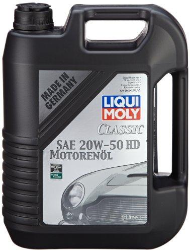liqui moly 1129 classic motor l sae 20 w 50 hd 5 liter. Black Bedroom Furniture Sets. Home Design Ideas
