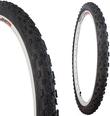 LIDAUTO Neumático Exterior de Bicicleta Cubiertas de Bicicleta MTB ...