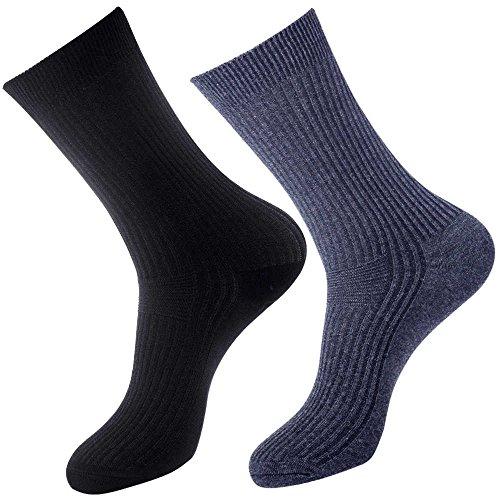 (ヒイラギ) HIIRAGI メンズ 靴下 ビジネスソックス 抗菌防臭 24~28 cm 2足セット 5足セット 10足セット