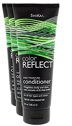 Shikai Products Color Reflect Daily Moisture Conditioner, 8