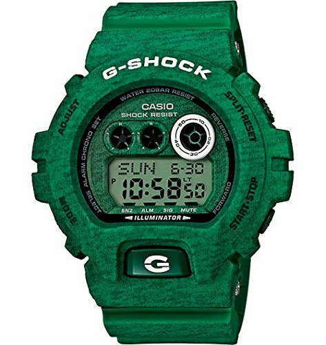 G Shock Mens GDX6900HT Green Watch