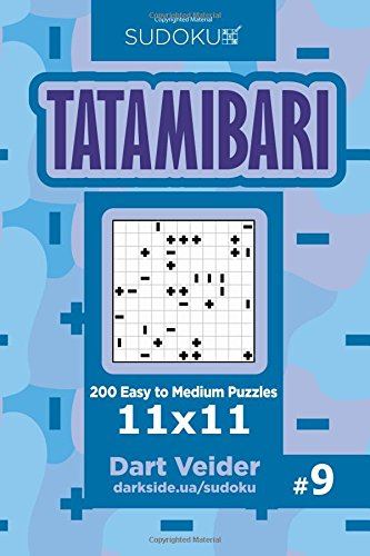 Download Sudoku Tatamibari - 200 Easy to Medium Puzzles 11x11 (Volume 9) PDF
