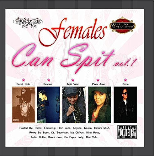 Females Can Spit Vol.1