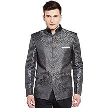 Wintage Men's Premium Rayon Grandad Bandhgala Coat Nehru Blazer Jacket