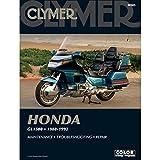 Clymer Honda GL1500 Gold Wing (1988-1992)