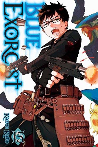 Blue Exorcist, Vol. 15 [Kazue Kato] (Tapa Blanda)