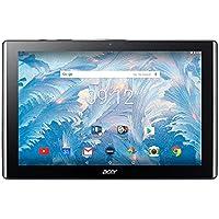 """Acer Iconia One B3-A40-K0V1 10"""" Tablet MT8167B, 2GB, 16GB EMMC, Android 7.0, Black"""