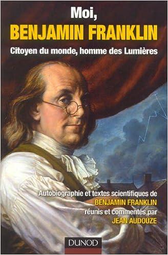 Téléchargement Gratuit Debook En Pdf Moi Benjamin Franklin