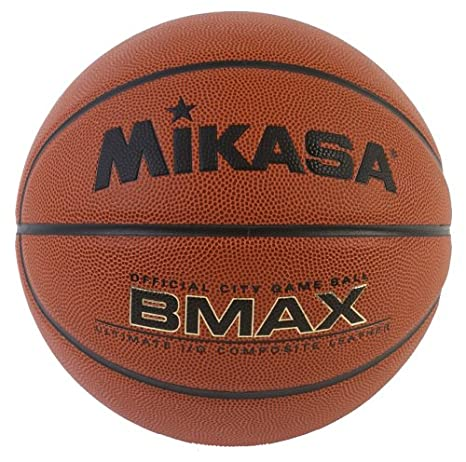 Mikasa BMAX Ultimate Composite - Balón de Baloncesto (tamaño ...