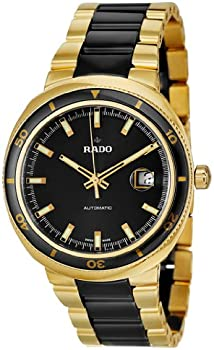 Rado R15961162 D Star 200 Black Dial Men's Watch