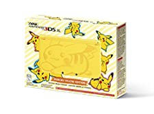 Nintendo New 3DS XL - Pikachu Yellow Edition [Discontinued]
