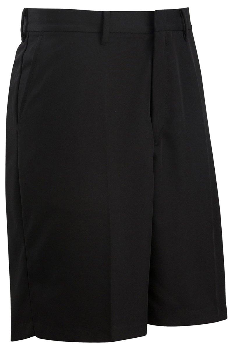 Edwards Men'S Microfiber Flat Front Short Black 42 by Edwards Garment (Image #1)