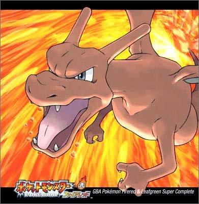 Gba Pokemon: Fire Red & Leaf Green