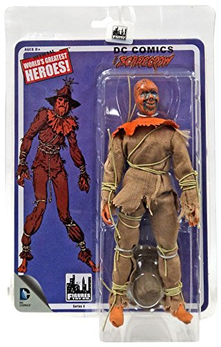 Batman Retro 8 Inch Action Figures Series 4: Scarecrow