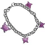 WWE Divas Logo Charm Bracelet