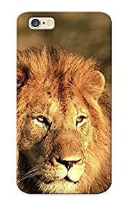 Summerlemond Anti-scratch And Shatterproof Hunting Lion Phone Case For Iphone 6/ High Quality PC Case