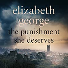 The Punishment She Deserves: An Inspector Lynley Novel, Book 17 Audiobook by Elizabeth George Narrated by Julia Barrie