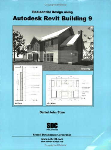 Download Residential Design Using Autodesk Revit Building 9 ebook