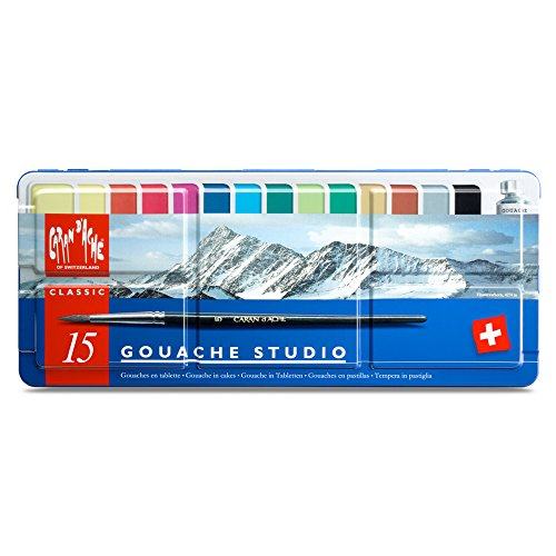 Caran dAche Gouache Studio Assorted product image