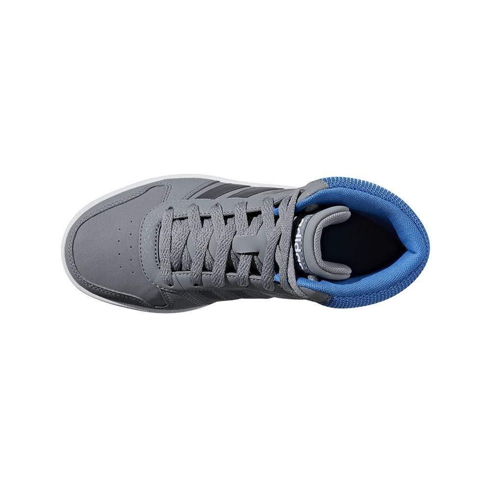 adidas Hoops Mid 2.0 K, Chaussures de Gymnastique Mixte Enfant Multicolore (Multicolor 000)