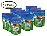PACK OF 10 - Carrington Farms Organic Milled Flax Seeds, 14 oz