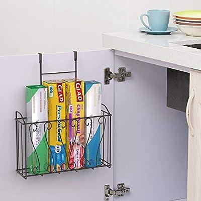 Nex Over The Cabinet Door Organizer Cabinet Storage Basket For