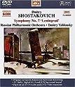 Shostakovich / Yablonsky / Russian Po - Symphony 7: Leningrad Op 60 [DVD-Audio]