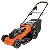 "Best Corded Lawn Mowers - Black & Decker MM2000 13-Amp Corded Mower, 20"" Review"