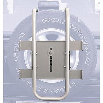 capacidad para 3 Peruzzo 660//3 Portabicicletas trasero de aluminio