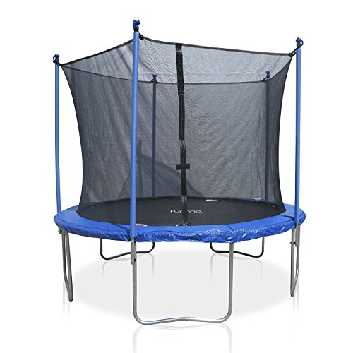 FURINNO-FT11120-10-Trampoline-with-5-Legs-5-Poles-Enclosure