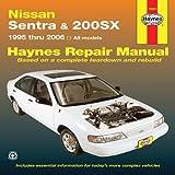 Nissan Sentra And 200SX, John Haynes, 1563928027
