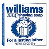 Williams mug shaving soap - 1.7 oz