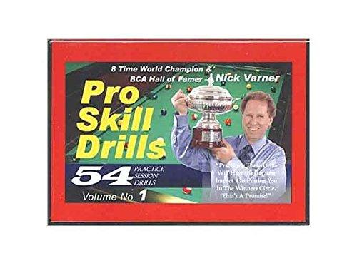 Sterling Gaming Pro Skill Drills DVD for Improving Billia...