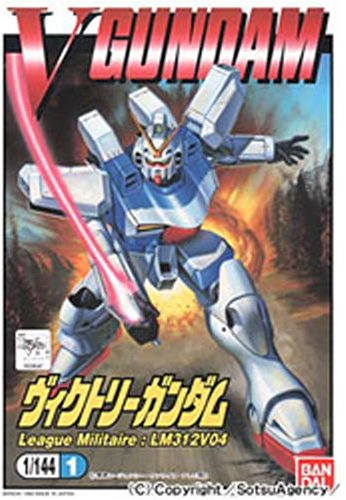 #01 Victory Gundam HG 1/144