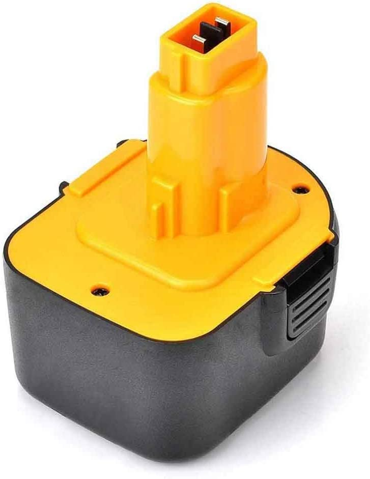 Boetpcr 12V 3.0Ah Ni-Mh Recargable Reemplazo para Dewalt Batería DW9071 DE9074 DW9072 DC9071 DE9037