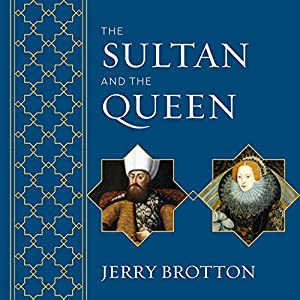 The Sultan and the Queen Audiobook