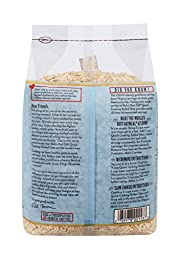 Bob\'s Red Mill Oats Rolled Quick, 32 Ounce (Pack of 4)