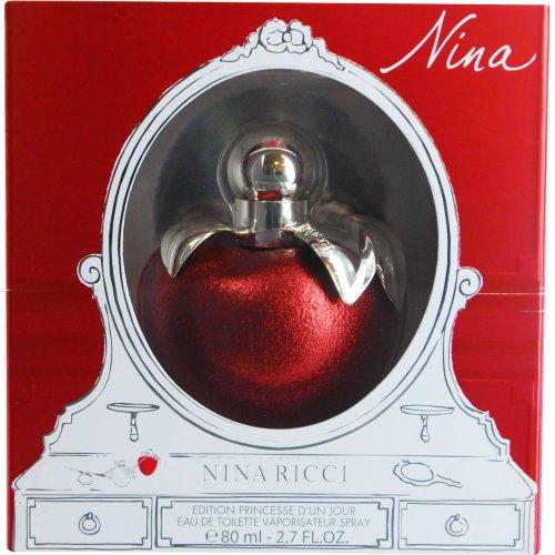 Nina Ricci Apple - Nina Ricci Eau de Toilette Spray, Nina, 2.7 Ounce