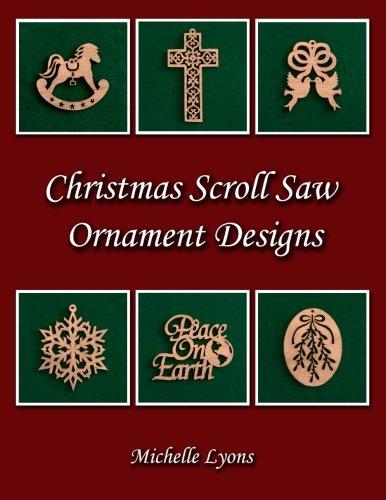 Christmas Scroll Saw Ornament Designs