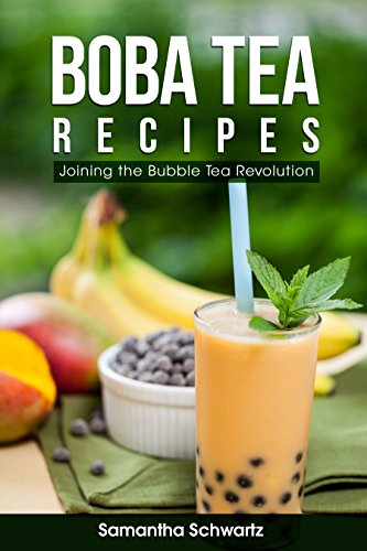 boba recipe book - 1